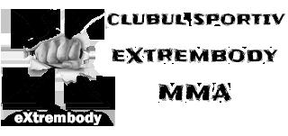 Antrenor-eXtrembody Logo